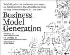 Business Model Generation book cover